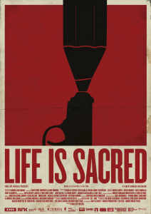 Life is sacred_poster