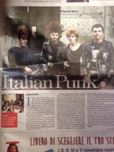 ITALIAN PUNK REP