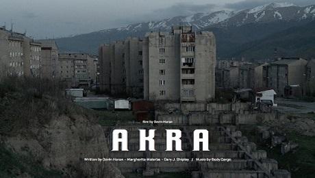 AKRA – Un film a inizio riprese, un giovane regista, una campagna di crowdfunding