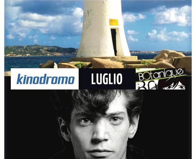 Kinodromo al BOtanique di Bologna > giovedì 6 e 20 luglio 2017