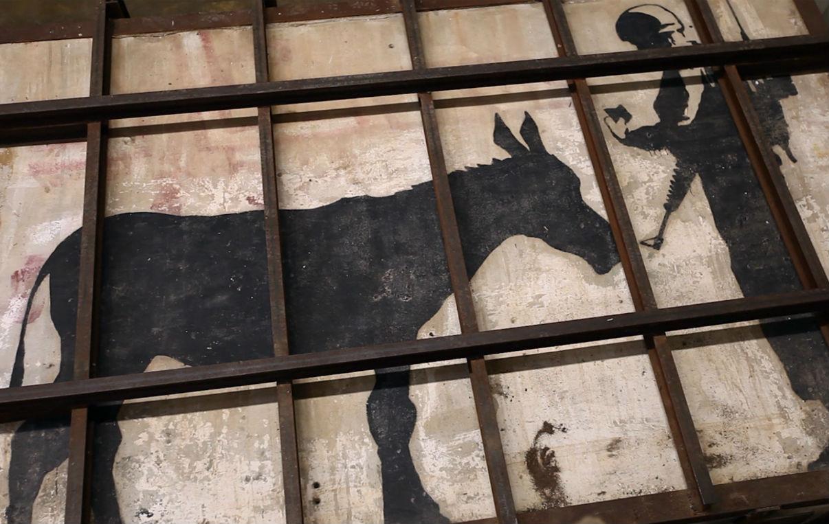 L'uomo che rubò Banksy – lunedì 13 maggio