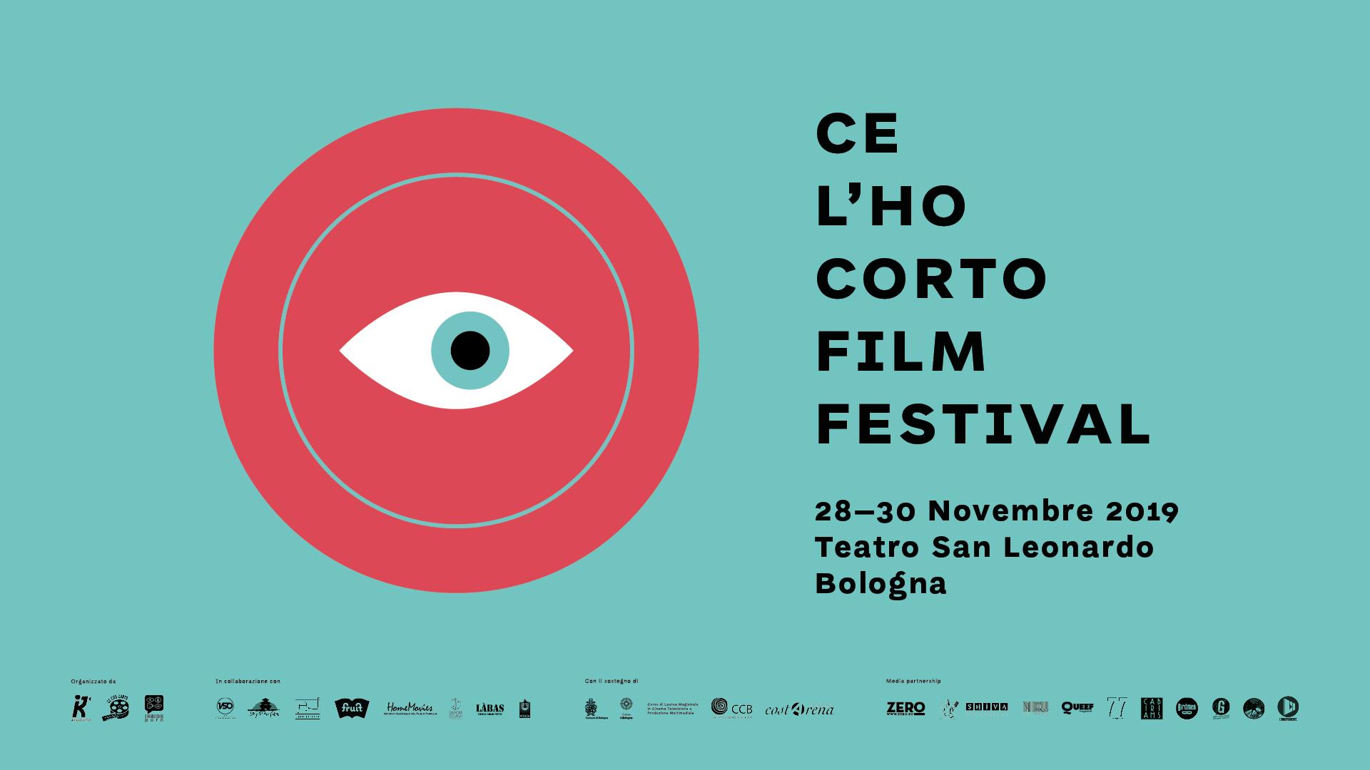 Programma Ce l'ho Corto Film Festival 2019
