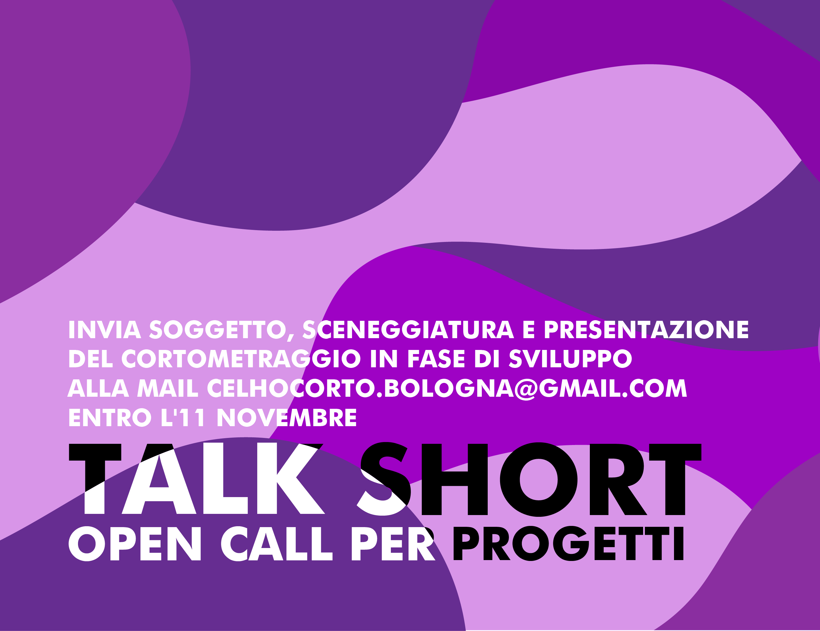 Ce l'ho Corto //  Talk Short