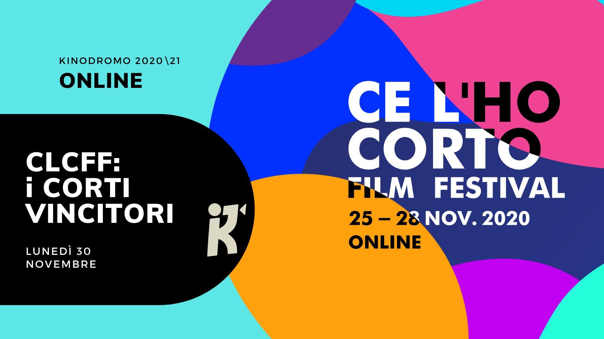 Vincitori Ce l'ho Corto Film Festival 2020